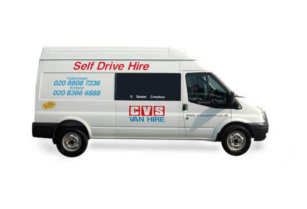 Self Drive 6 Seater Minibus
