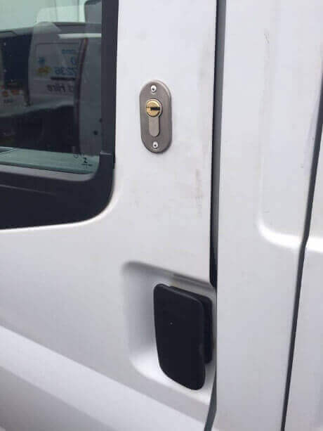 CVS - Vehicle Locks Fitted - After