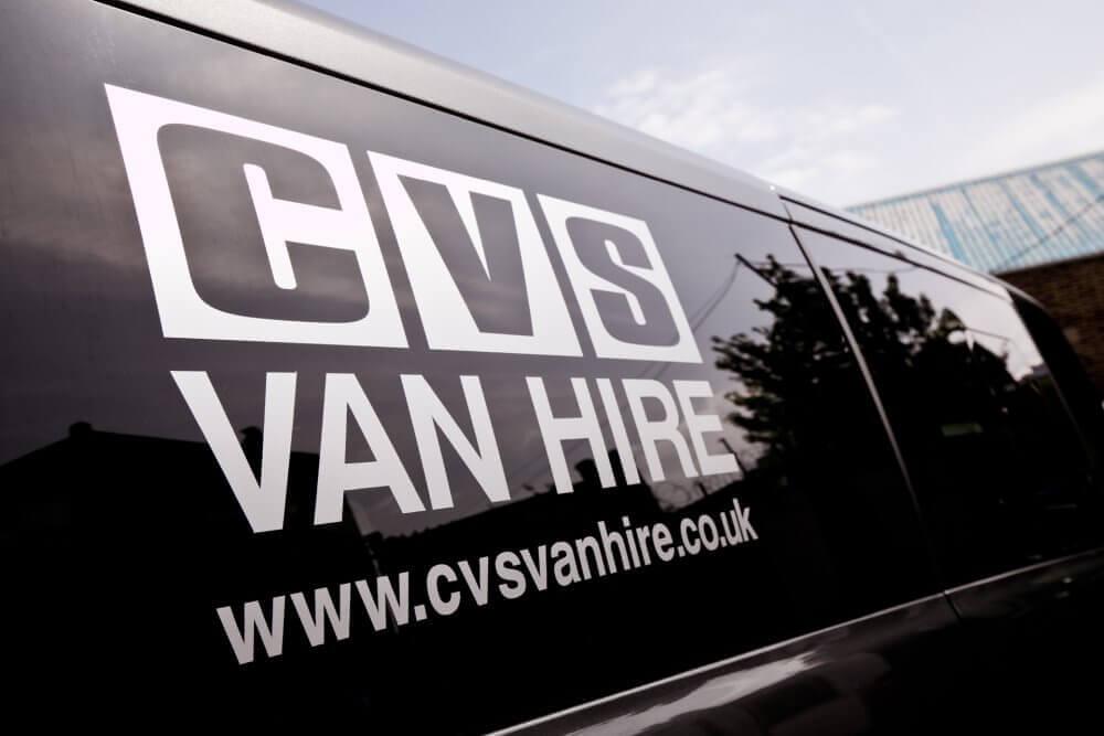Van hire - London