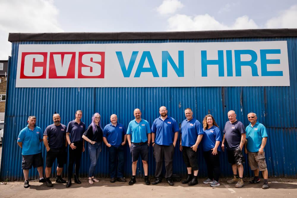 Meet the team - CVS