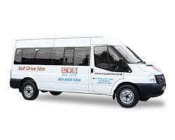 14 Seater Minibus 1 CVS Van Hire