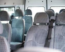 14 Seater Minibus 2 CVS Van Hire