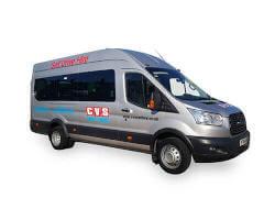 17 Seater Minibus 1 CVS Van Hire