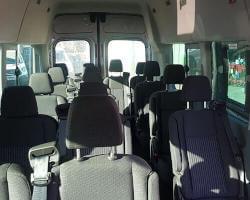 17 Seater Minibus 2 CVS Van Hire