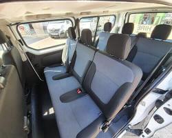9 Seater Minibus 2 CVS Van Hire