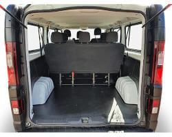 9 Seater Minibus 3 CVS Van Hire