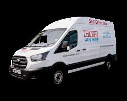 Large Van 3 CVS Van Hire