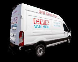 Large Van 4 CVS Van Hire