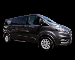 9 Seater Executive Minibus 1 CVS Van Hire