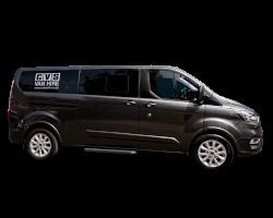 9 Seater Executive Minibus 3 CVS Van Hire