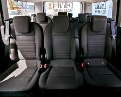 9 Seater Executive Minibus 4 CVS Van Hire